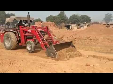 ABEL LOADER(MOBILE 09999914795,09810280709) TRACTOR  ATTACHMENT FOR MAHINDRA,HYDERABAD,INDIA