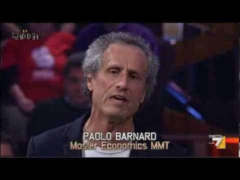 Barnard: la verità sulla Banca D'Italia (05/02/2014)