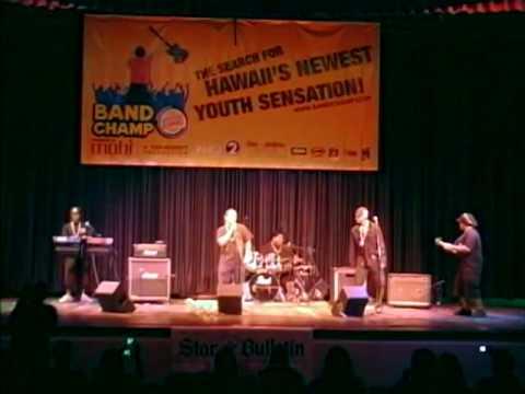 Band Champ Kauai Finalist Hawaii 2009