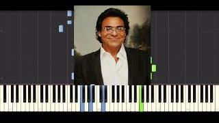 Amoozeshe Piano Irani - Andy -  Entezar-  آموزش پیانو - آموزش موسیقی - اندی - نسخه آسان
