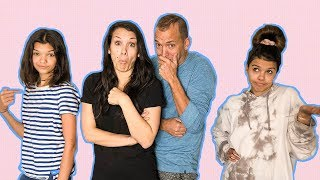 Who Knows ME Best?! Which Teen knows the PARENTS Best?!