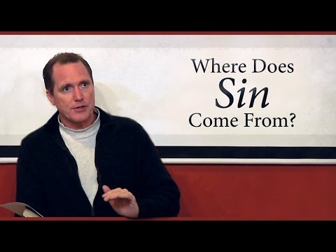 Where Does Sin Come From? - Tim Conway
