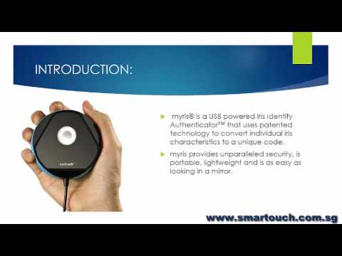 Access Control System Iris Based Identity Authentication myris Overview