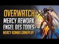 MERCY: ENGEL DES TODES | Mercy Rework Gameplay | Kombination des Todes! ★ Overwatch Deutsch