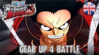 One Piece Burning Blood - PS4/XB1/PS Vita/PC - Gear up 4 battle (Jump Festa) (English)