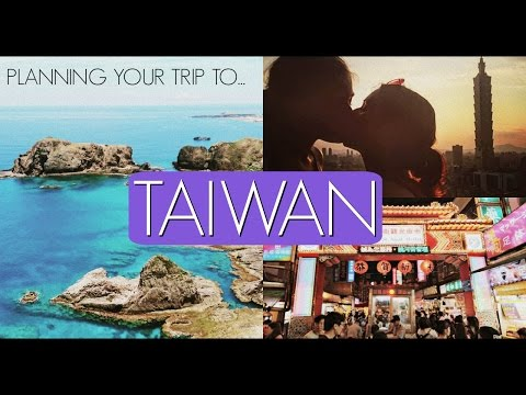 How to travel TAIWAN (exact budget/costs)?
