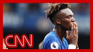 Chelsea star Tammy Abraham faced racist abuse after match