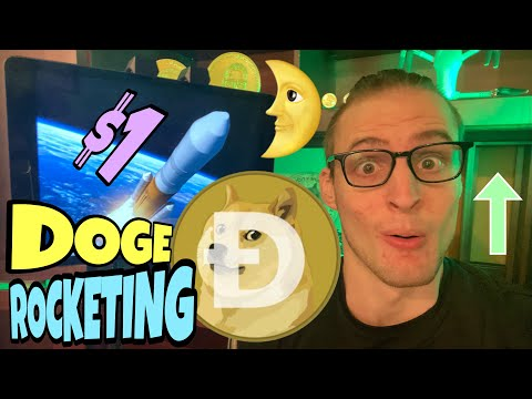 DOGECOIN ROCKETING!!! 🚀🚀🚀 ALL TIME HIGH DESTROYED ⚠️⚠️⚠️