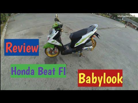 Review Honda Beat FI Babylook Mothaimotovlog #MMV1