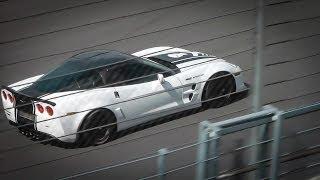 chevy corvette zr1 loud acceleration sounds