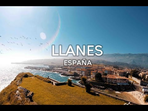 Que hacer y ver en Llanes || España #3