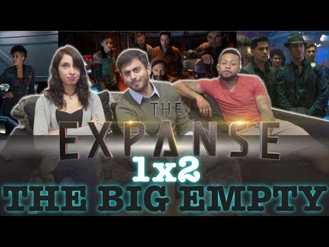 The Expanse - 1x2 The Big Empty - Group Reaction + Discussion