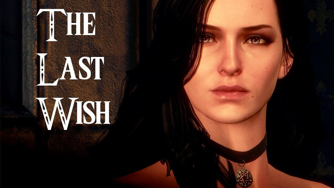 Yennefer, The Last Wish - The Witcher 3: Wild Hunt [1440p60] Mods 2017 - YouTube