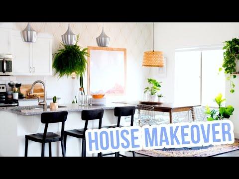 PINTEREST INSPIRED HOUSE MAKEOVER IS HAPPENING!