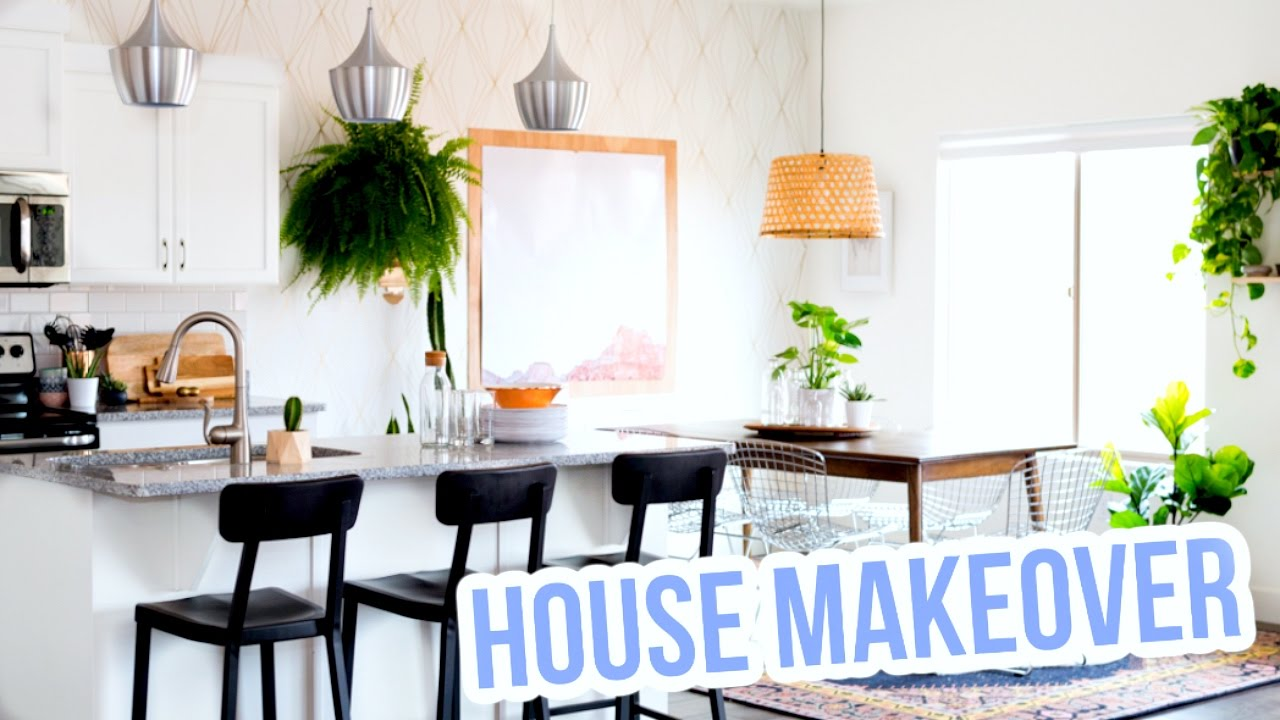 House Makeover Pinterest Inspired House Makeover Is Happening  Youtube