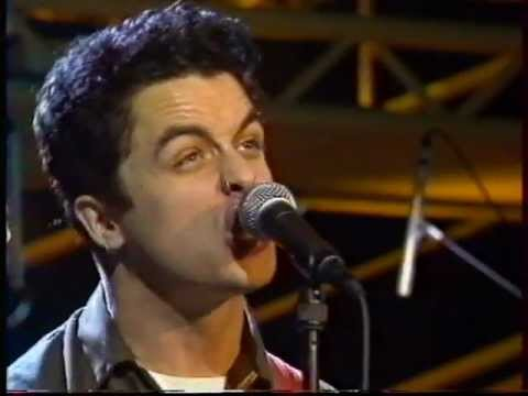 GREEN DAY - Basket case - LIVE TV 1994