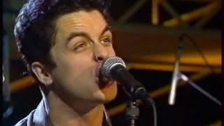 GREEN DAY - Basket case - LIVE TV 1994