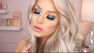 urban decay moondust palette makeup tutorial
