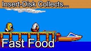 Fast Food: Commodore Amiga