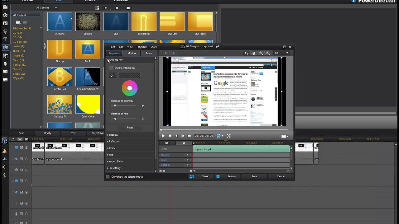Cyberlink Powerdirector 11 Review For Mac