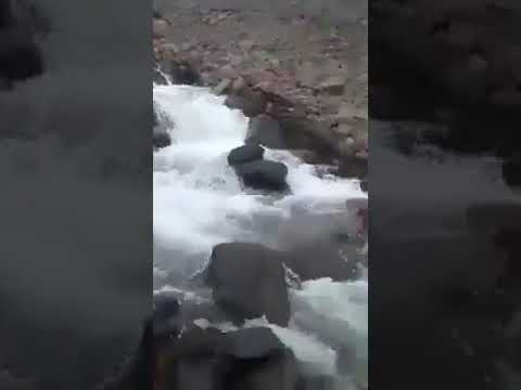 See the magic of saraswati river
