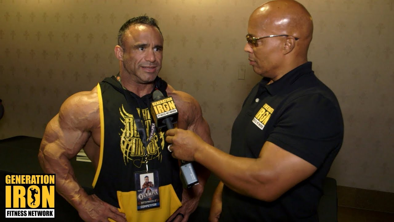 Jose Raymond Interview Which Competitors Make Jose