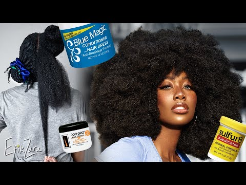 YOU NEED HAIR GREASE for INSANE GROWTH/RETENTION | ALL QUESTIONS ANSWERED! (Part 3) | EfikZara