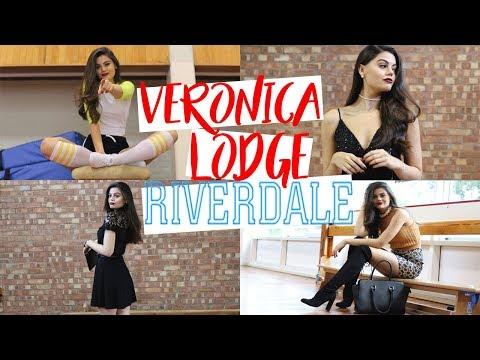 RIVERDALE 'GET THE LOOK' VERONICA LODGE | SEASON 1