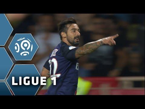 But Ezequiel LAVEZZI (83') / AS Monaco - Paris Saint-Germain (0-3) -  (ASM - PARIS) / 2015-16