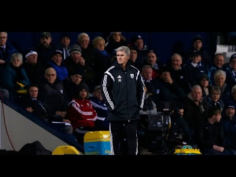 Alan Irvine previews Premier League clash between West Bromwich Albion and Hull City