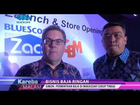 NS BlueScope Indonesia - Product Launch & Store Opening Makassar