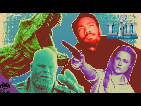 Super Bowl Movie Trailers Breakdown (And Why HBO Should Make Jurassic Park: The Series)