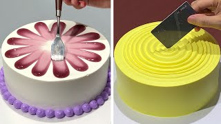 Download Best Of Cake Decorating | Most Satisfying Chocolate Cake Video | So Beautiful Cake Decorating