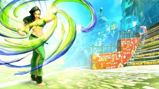 Street Fighter V  5   Hillside Plaza Brazil Theme OST Extended…