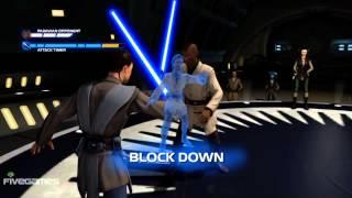 Kinect: Star Wars - Iniciando o Jogo [HD]