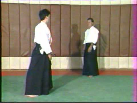 Aikido   Christian Tissier   Programme Kyu