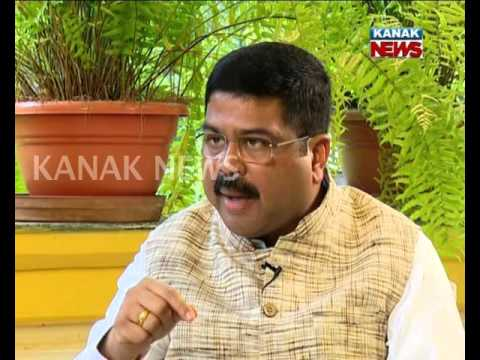 Dharmendra Pradhan Exclusive Interview Part I