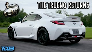 homepage tile video photo for The Trueno Returns: Toyota GR86 Review