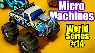 Micro Machines World Series Gameplay [14] BOMBARDIER BOMB DELIVERY