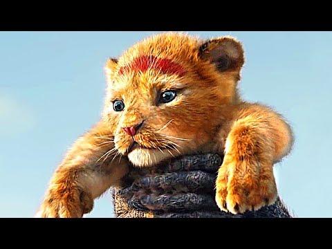 THE LION KING Full Movie Trailer (2019)