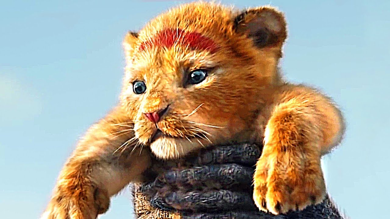 the lion king full movie trailer  2019