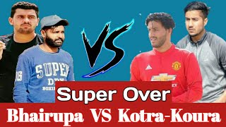 super over match #talwindersosan vs #blackybhucho  #kapa vs #ashukothepune by punjab live cricket