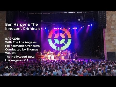 Ben Harper and the Innocent Criminals Live at the Hollywood Ball - 8/19/2016 AUD