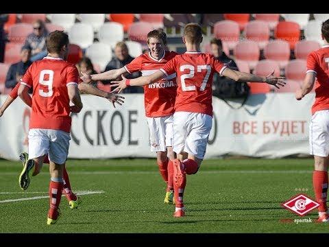 Spartak U-17 vs Monaco U-17