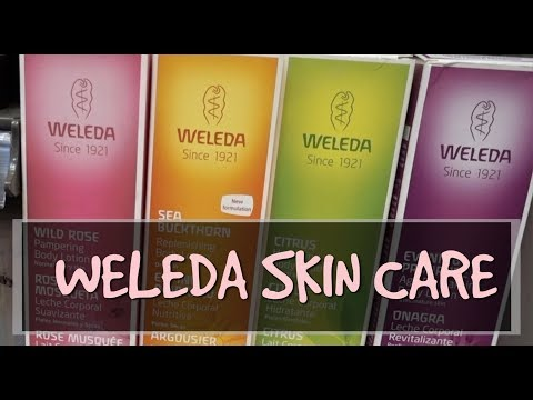 vlog:-weleda-skin-food|-dr-dray