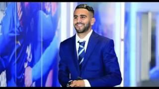 تتويج رياض محرز بجائزة افضل لاعب في الدوري الانجليزي