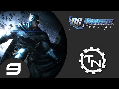 DC Universe Online Gameplay Walkthrough Part 9 – The Watchtower