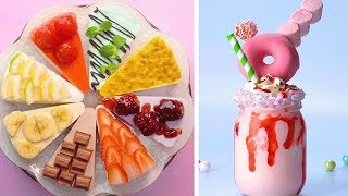 most-satisfying-colorful-cake-decorating-ideas-so-easy-cake-decorating-compilation-tasty-plus