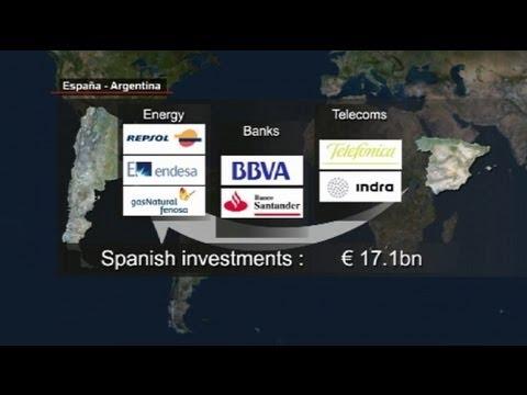 Spanish Repsol anger threatens trade