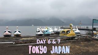 Tokyo! Day 6 & 7